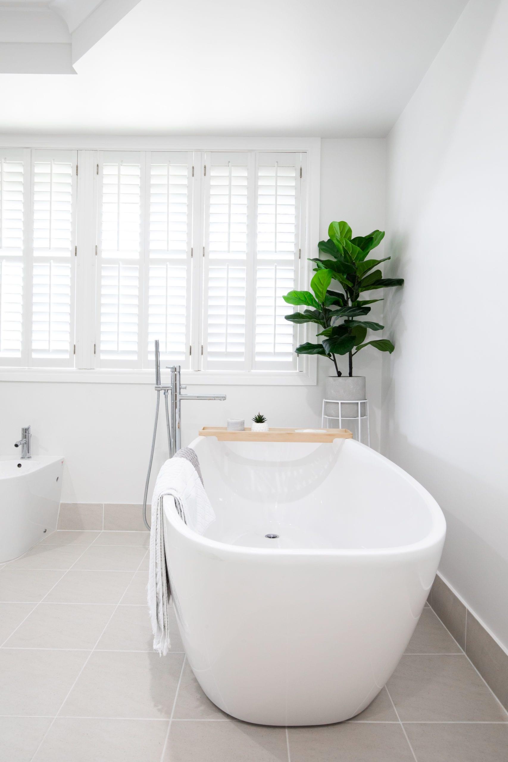 white window plantation shutters sydney gold coast