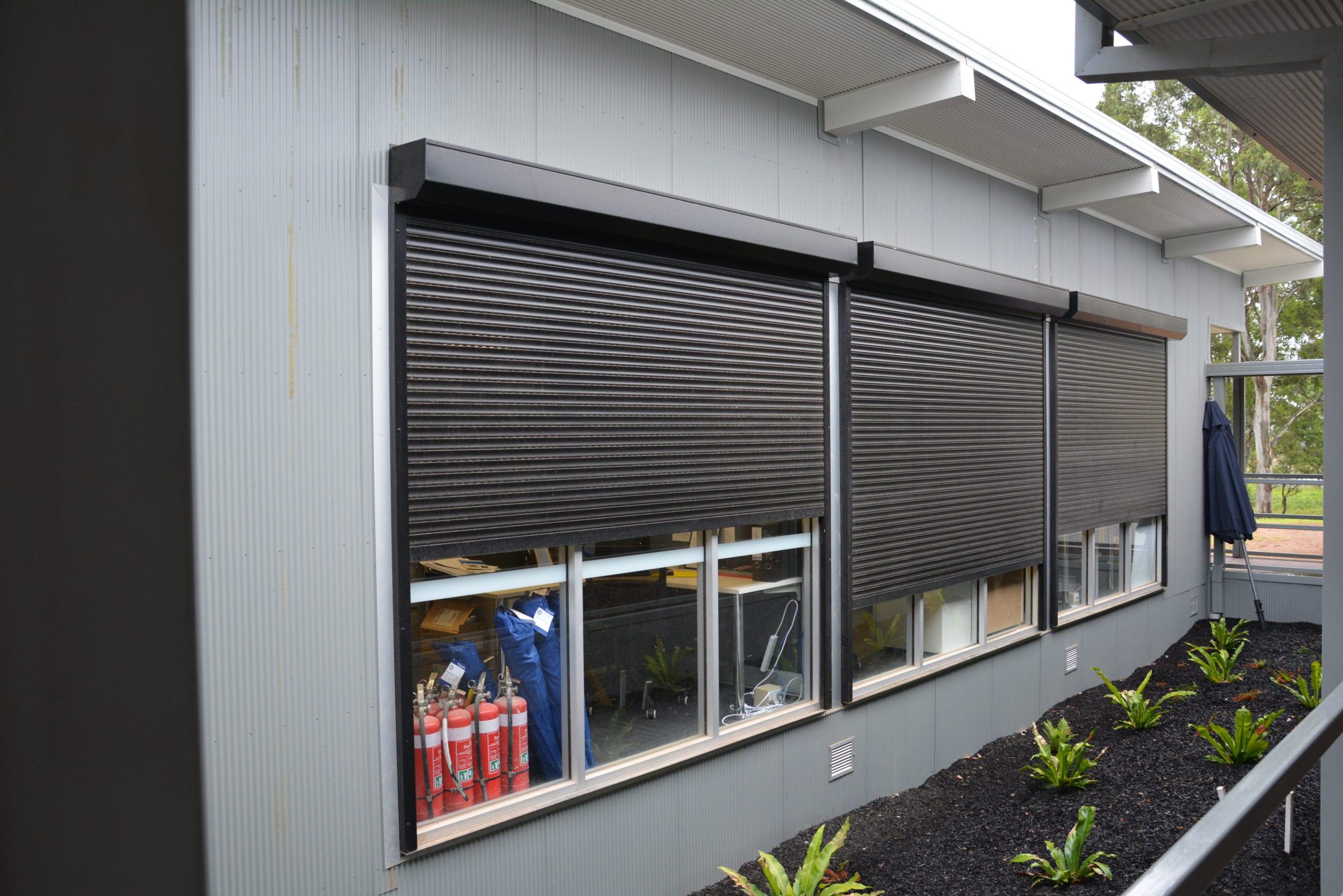 external security shutters sydney Gold Coast
