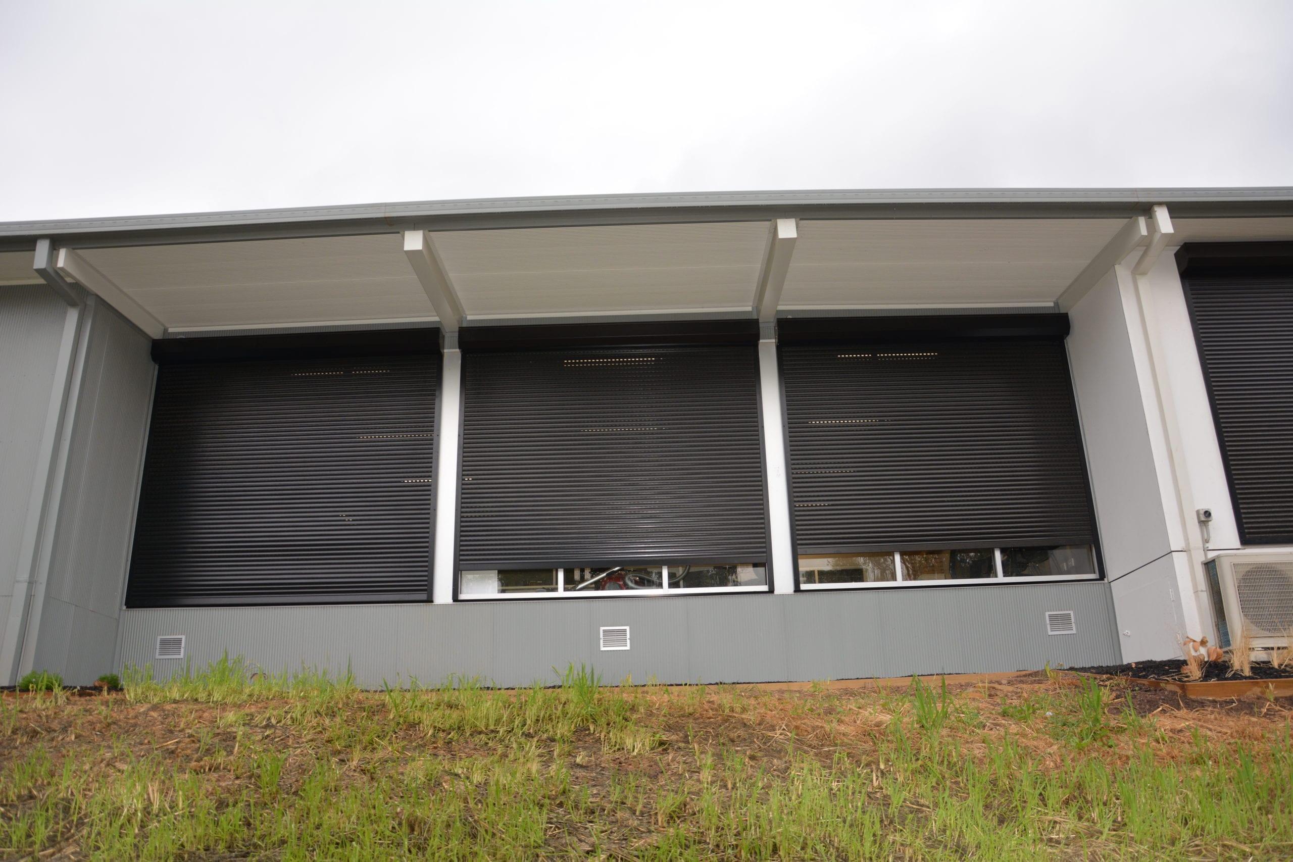 external security shutters