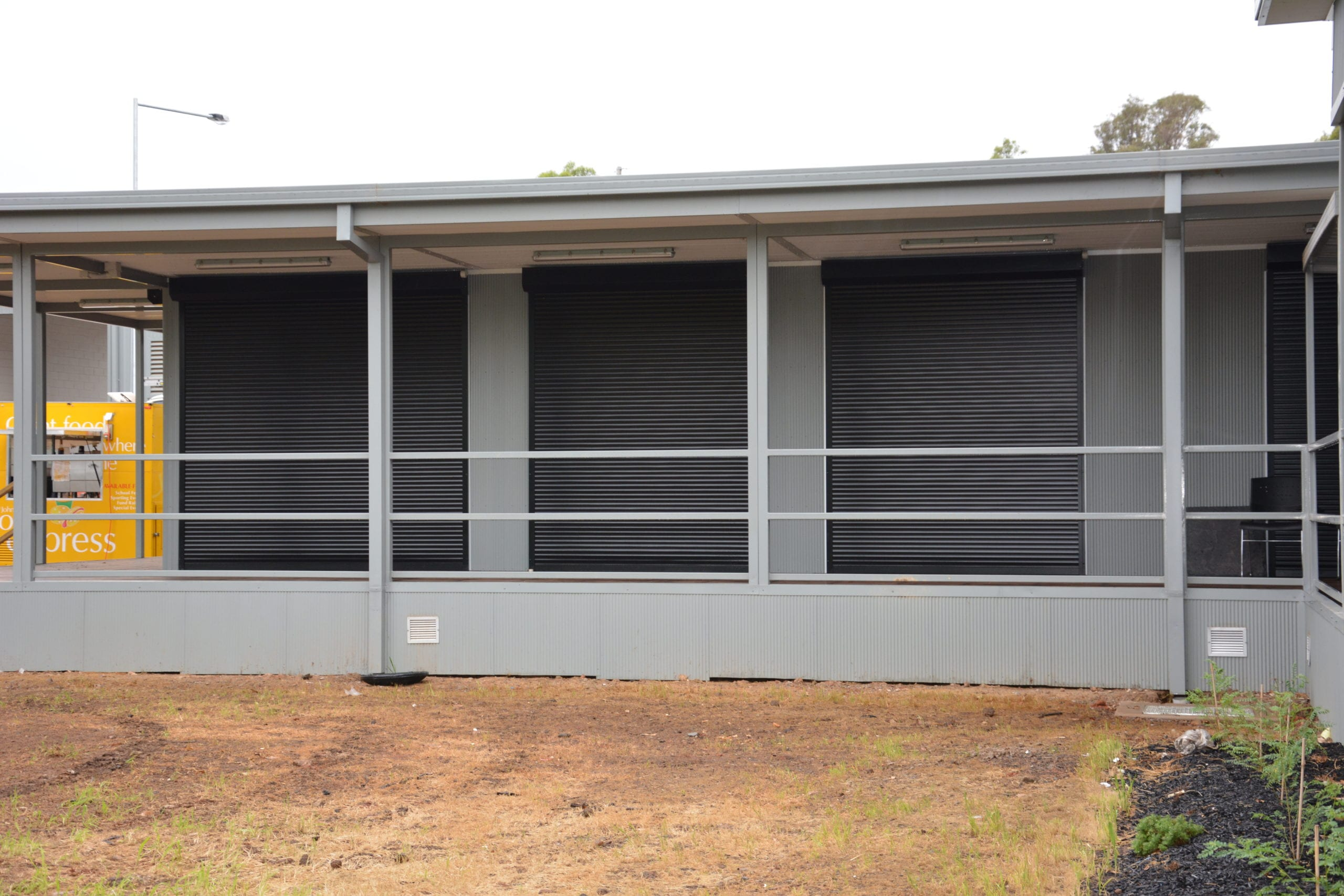 security roller shutters sydney gold coast