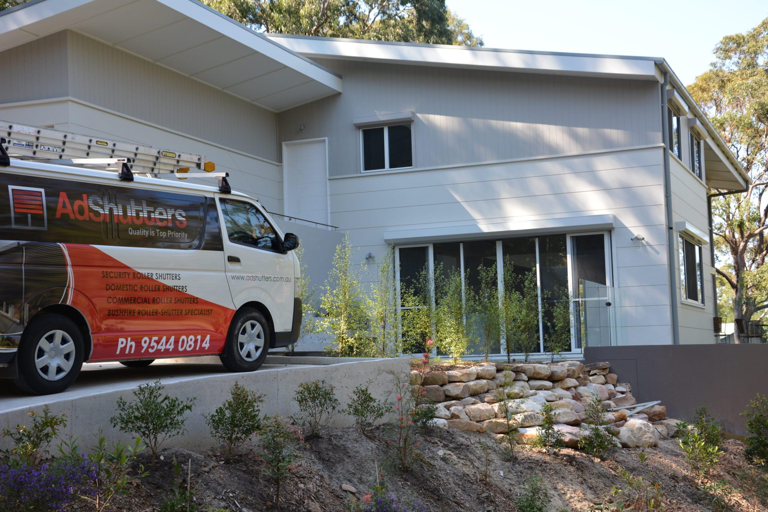 bushfire shutters sydney gold coast