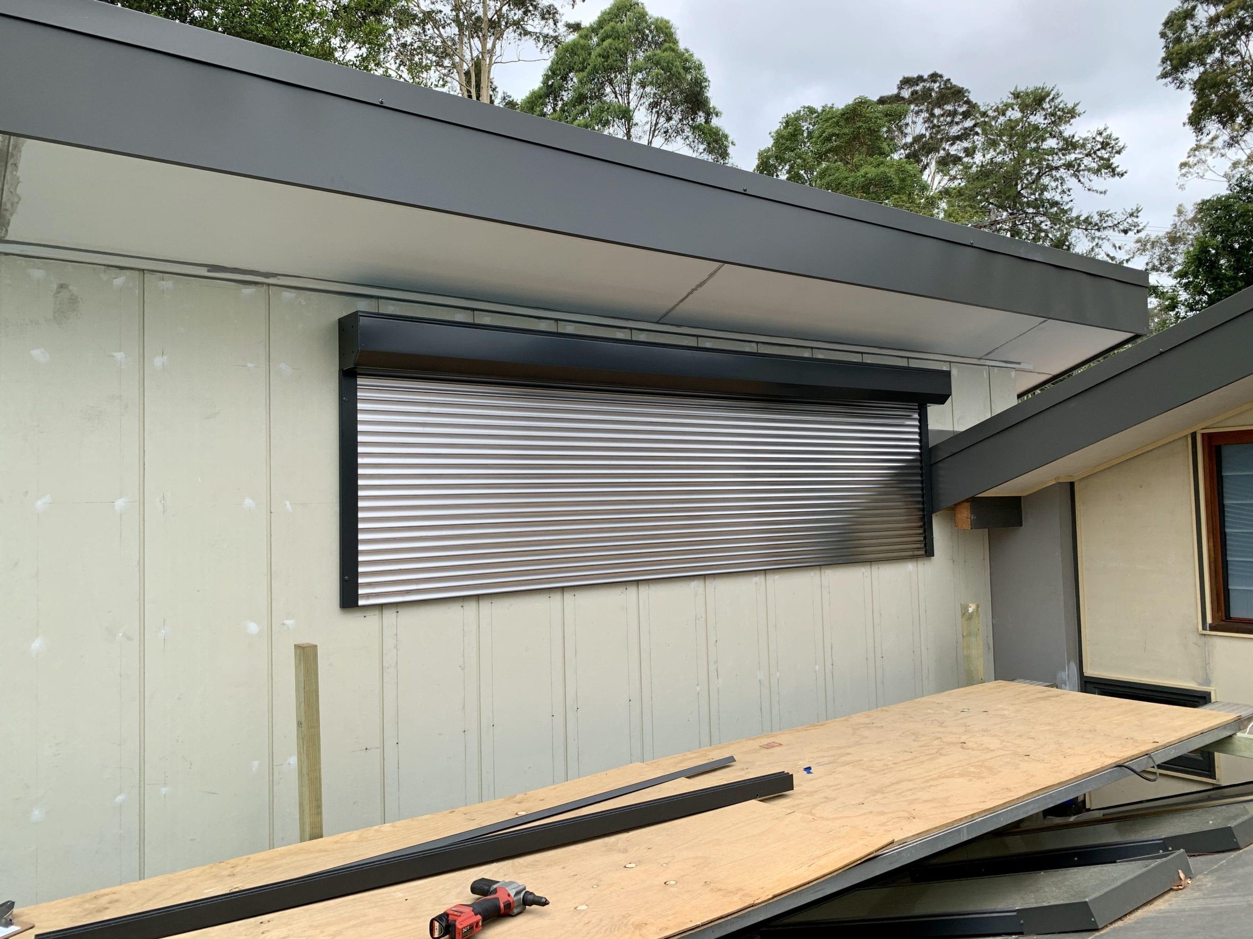 bushfire roller shutters sydney gold coast