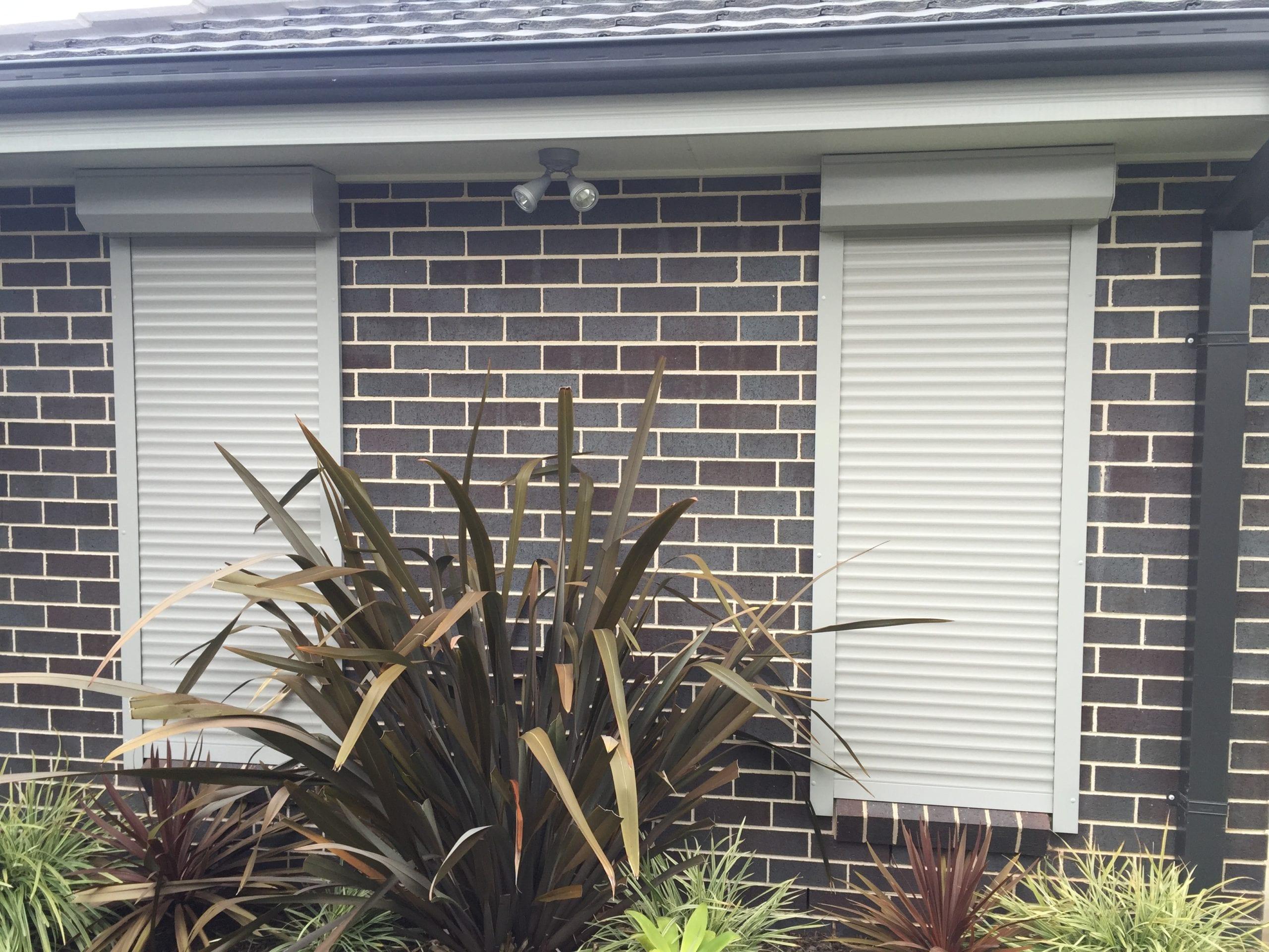 Shale Grey Roller Shutters Sydney Gold Coast